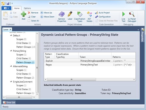 Actipro SyntaxEditor for WPF - Visual Studio Marketplace