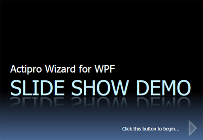 Actipro Wizard for WPF - Visual Studio Marketplace